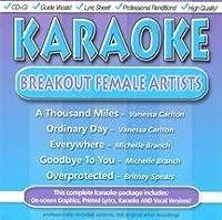 Karaoke: Breakout Female Artists