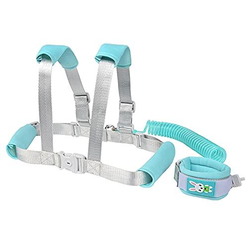 Xploit Cinturón de seguridad para niños pequeños, antipérdida, con candado