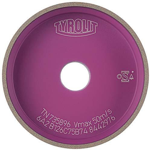 Tyrolit TYR-644514 grille slijppot 11V9 100x35x20 B91C75B Amigo
