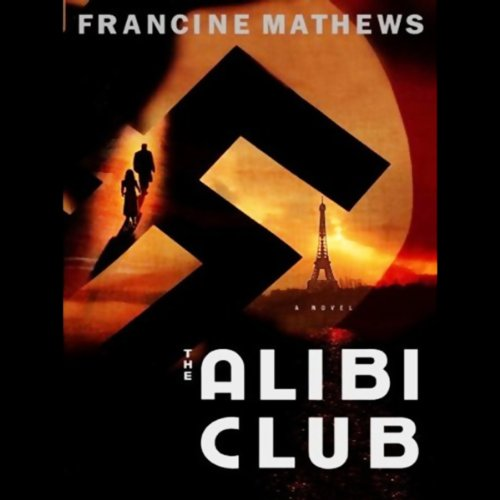 The Alibi Club audiobook cover art