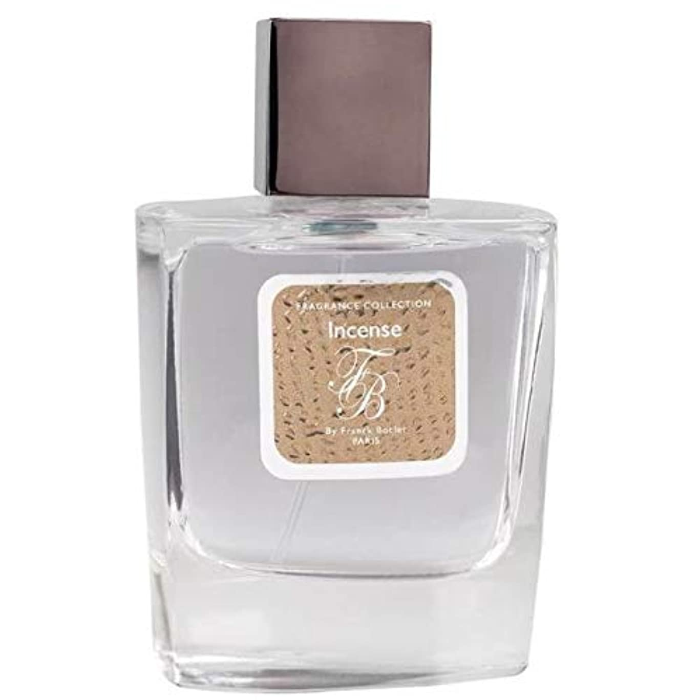 ゲインセイけがをする消費するFranck Boclet Incense Eau de Parfum 3.3 Oz/100 ml New in Box