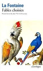 Fables choisies de Jean de La Fontaine