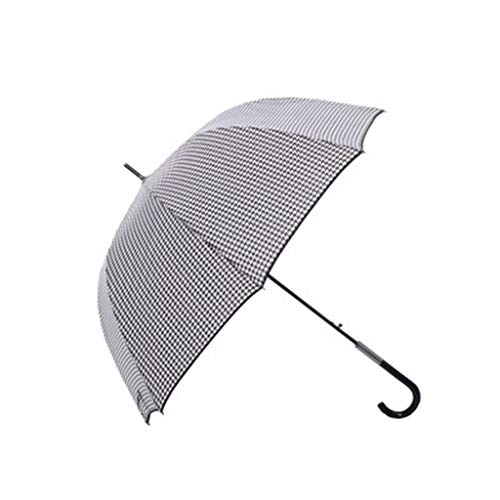 CJY-GO Reise-Regenschirm - Business-Regenschirm - Getestet bei 60 km/h, Winddichtes, belüftetes doppeltes Überdach - Herren & Damen, Rutschfester Griff für einfaches Tragen