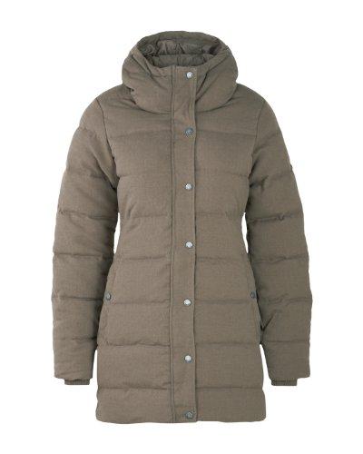 Bench Damen Jacke Kurzmantel FLURRIE braun (walnut marl) X-Large