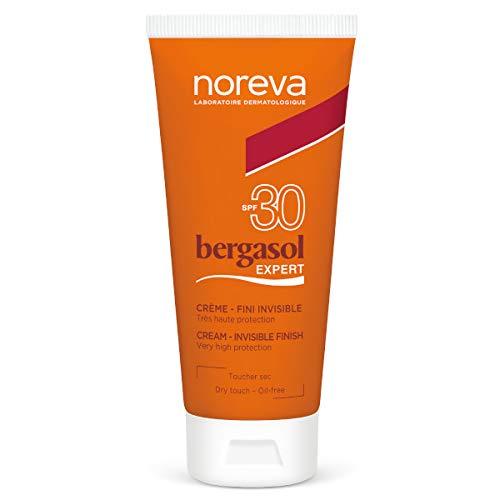 Noreva Bergasol Expert Crème Fini Invisible SPF 30 50 ml