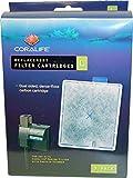 Coralife Marine Filter Cart L 3pk