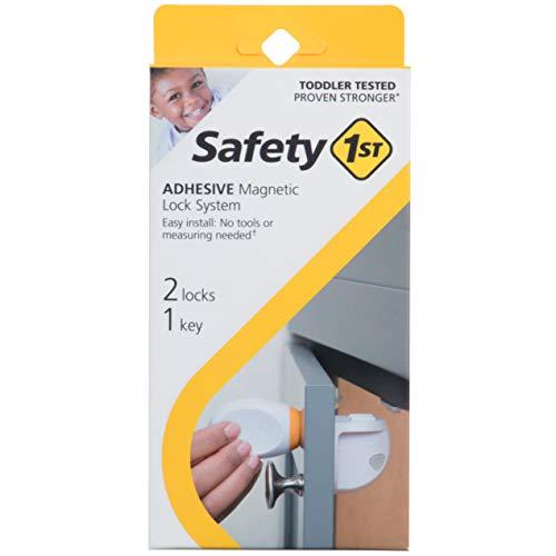 Safety 1st Magnetschloss für Schrank, selbstklebend