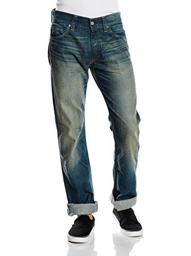 Levi's Jeans 506 wasserblau W34L30