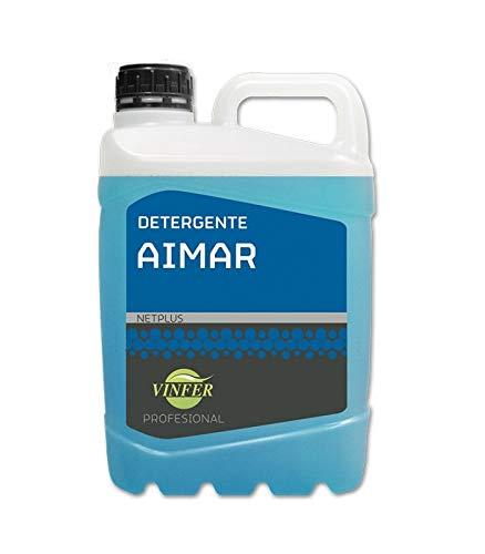 VINFER Detergente líquido AIMAR Profesional. Botella 5 Lt.