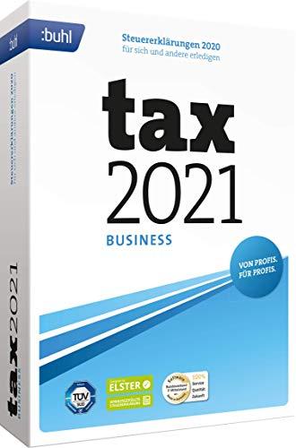 Preisvergleich Produktbild Tax 2021 Business (für Steuerjahr 2020 / Standard Verpackung)