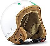 "Soxon SP-301 ""Italy"" · Jet-Helm · Motorrad-Helm Roller-Helm Scooter-Helm Bobber Mofa-Helm..."