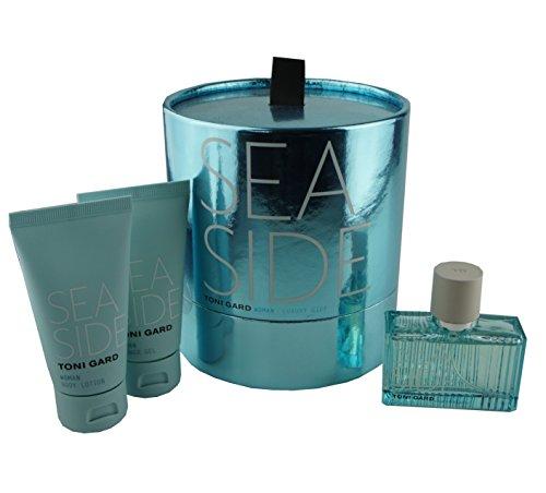 Toni Gard Woman Sea Side Set EdP 30ml - Shower Gel 50ml - Body Lotion 50ml