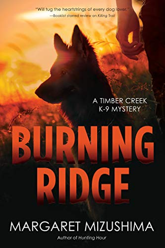 Image of Burning Ridge (A Timber Creek K-9 Mystery)