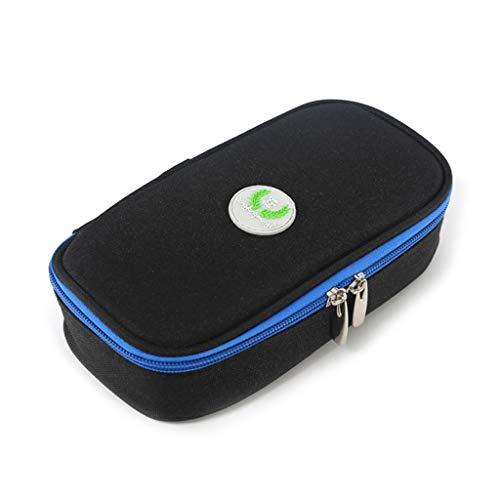 PENG Refrigerador de Hielo portátil con insulina Bolsa Bolígrafo Estuche Organizador para diabéticos Viajes médicos