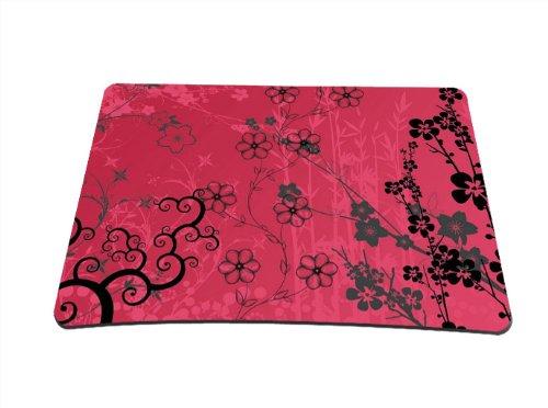 Luxburg® Design XL Gaming Mauspad Mousepad, Motiv: Sakura pink