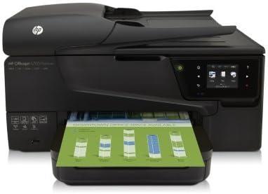 HP Officejet 6700 H711N Inkjet Multifunction Printer - Color - Photo Print - Desktop - Printer Scanner Copier Fax - 35 ppm Mono/34 ppm Color Print - 15 ppm Mono/11 ppm Color Print (ISO) - 23 Second