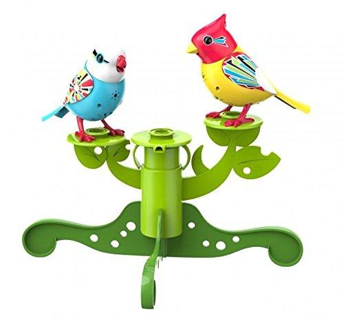 Digibirds arbol Incluye 2 digibirds