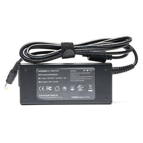 E1-571 E1-531 E15 E1-532-2635 65W Adapter Charger for Acer Aspire E3 E5 E5-511 E5-571 E5-573 E5-573G E5-575 E5-576G E5-575G E5-521 E5-522 ES1 ES1-531 ES1-511Notebook Power Supply