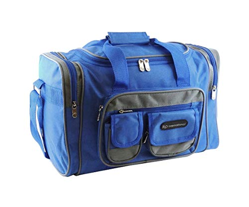 Mens Holdall Overnight Weekend Sport Travel Small Medium Duffle Bag 22 Litre Dispatched Within 1 Day