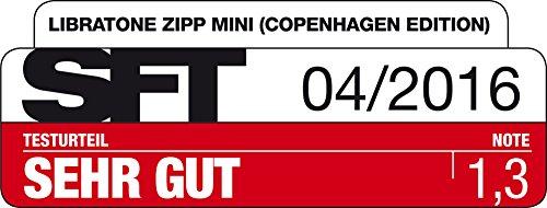 Libratone ZIPP MINI Copenhagen Edition Wireless SoundSpaces Lautsprecher – Multiroom, SoundSpaces, AirPlay, Bluetooth, DLNA, WiFi – in 5 Farben wählbar - 4