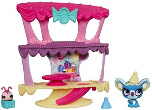 Littlest Pet Shop Sweetest Party Cake Clubhouse Playset by Littlest Pet Shop