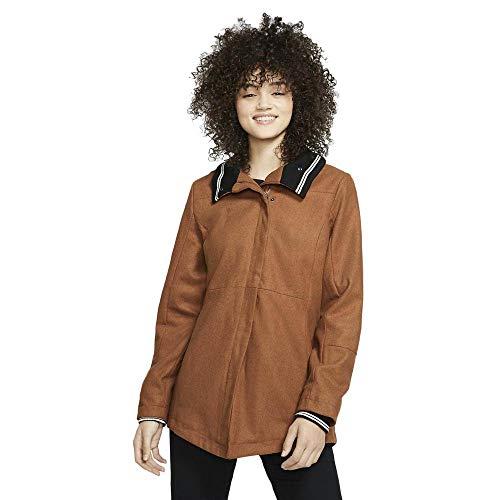 Hurley Winchester Wool Jacket Burnt Sienna SM (US 3-5)