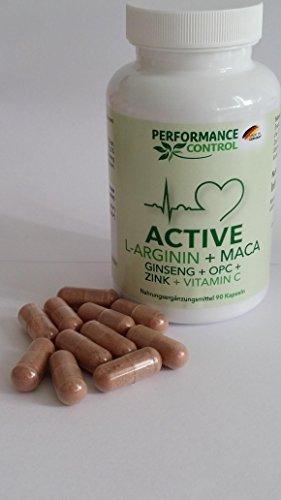 Performance Control ACTIVE Potenzmittel - 5