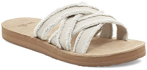 Sanuk Fraidy Slide Natural 7 B (M)