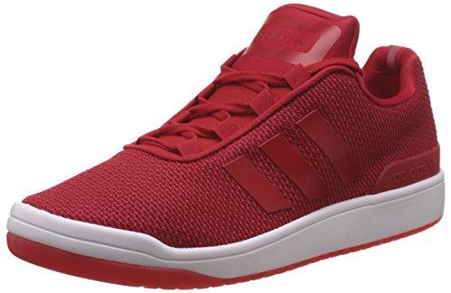 adidas Originals Hombres Veritas Lo Entrenadores Rojo, color Rojo, talla 38 EU