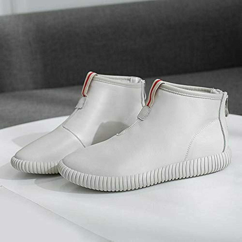14c274cf8c1a6 Women's Fashion Boots PU(Polyurethane) Winter Casual Boots Low Heel ...