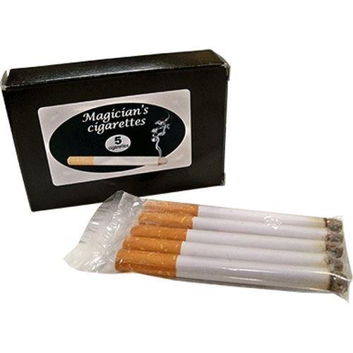 Magician's Cigarettes (5 pieces) by Vincenzo DiFatta - Tricks