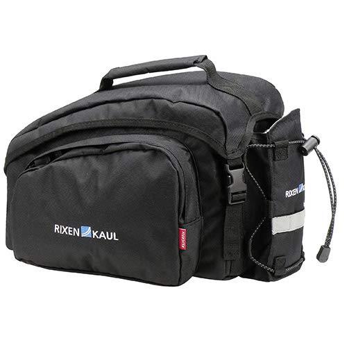KLICKfix fietstas Rackpack 1 zwart bagagedragertas, 35 x 28 x 22 cm