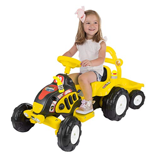 Best childrens riding tractor