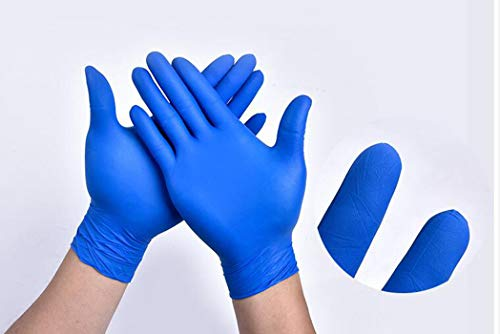 guanti latex The Basic Nitrile Exam Gloves - Medical Grade