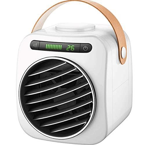 GONGFF ventilador Ventilador frío aire acondicionado de agua ed refrigerador silencioso ahorro de energía