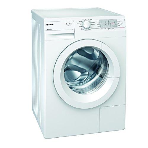 Gorenje WA6840 Waschmaschine FL / A+++ / 146 kWh/Jahr / 1400 UpM / 6 kg / 9.146 L/Jahr / Startzeitvorwahl (24 h) / LED Display