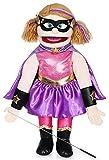 25' Superhero, Peach Girl, Full Body, Ventriloquist Style...
