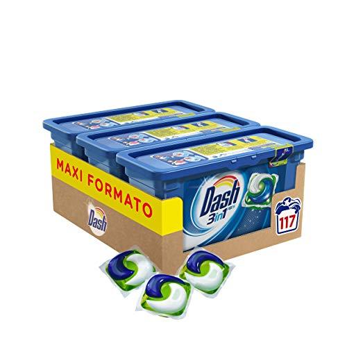 Dash Waschmittel in Einzeldosen einfache Verwendung, entfernen von Flecken und hoher Reinigungskraft–3313G
