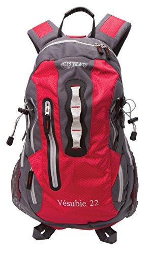 FRENDO Vesubie 22 Zaino da Escursioni, Rosso