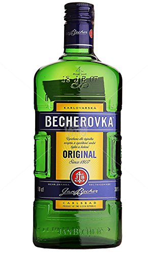 Becherovka Karlovarska Original 38% Vol. 0,5 l