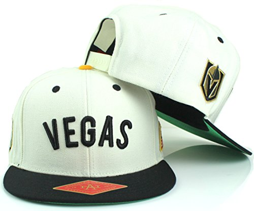 American Needle Vegas Golden Knights United Adjustable Snapback Hat