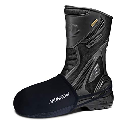 ARUNNERS Motorcycle Shoes Protector Protection M