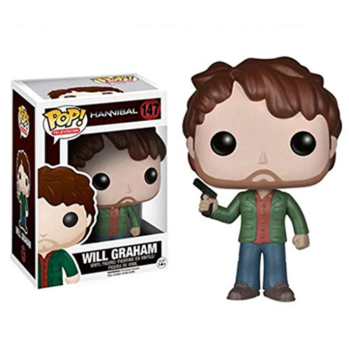 Funko Pop Movies : Silence of The Lambs - Will Graham 3.75inch Vinyl Gift for Movie Fans SuperCollection
