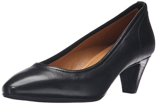 Ecco Altona, Zapatos de tacón, Mujer, Negro (Black11001), 40 EU