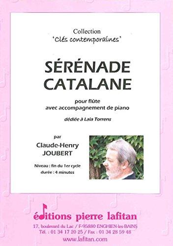 Sérénade Catalane - Flûte et Piano