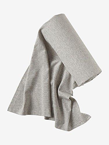 VERTBAUDET Baumwoll-Tragetuch für Babys grau meliert 0
