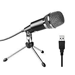 Fifine USB Microphone (K668) - Best Podcast Microphones