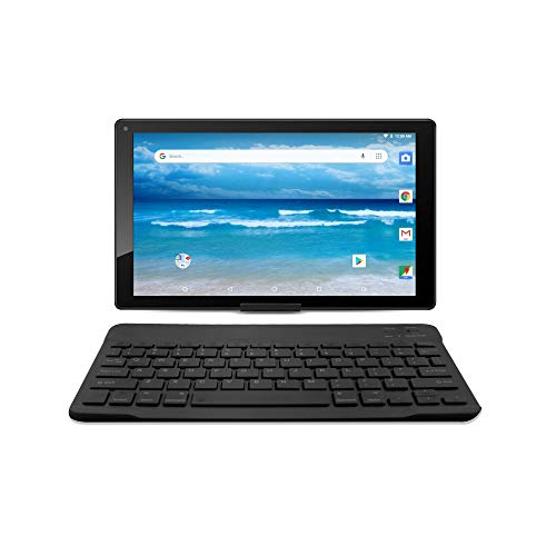 10 inch Android 8.1 HD Tablet by Azpen Quad Core Dual Cameras Bluetooth Google Certified Play Store (Renewed)