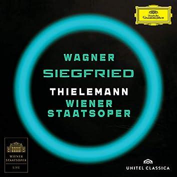 Wagner: Siegfried (Live At Staatsoper, Vienna / 2011)