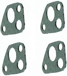 4 guarnizioni di scarico Solex 2200 3300 3800 5000 Ciclometro Bicicletta